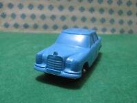 Vintage Rubber toy   -  MERCEDES 250 SE  - 1/43 Galanite - Sweden