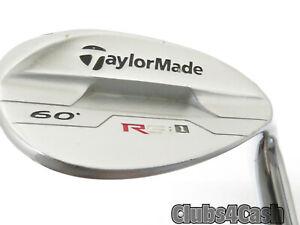 Taylormade RSi1 Wedge REAX Steel 105 60* L LOB