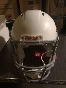 Arizona Cardinals NFL Riddell Revolution On Field Authentic Football Helmet