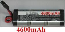 Batterie 7.2V 4600mAh type NS460D37C012 Connecteur TRX Pour RC Racing Car