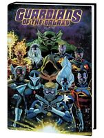 🚨🪐💥 GUARDIANS OF THE GALAXY BY DONNY CATES HC Hardcover Factory Sealed 2021