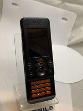 Sony Ericsson Walkman W580i - Black (Unlocked) Mobile Phone