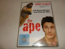 DVD  The Ape - Auf diesem Planeten laust dich der Affe ...