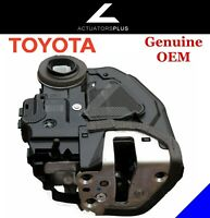 Genuine Toyota Tundra Sequoia NEW OEM Rear Right Door Lock Latch Actuator 07-19