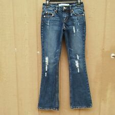 Mudd  Boot Cut Destroyed Jeans Size 0