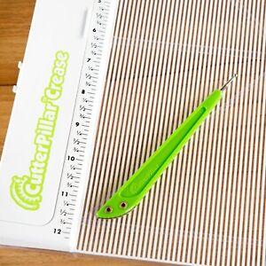 Cutterpillar Crease Scoreboard