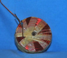 AIR CORE INDUCTOR 1.35mH .85ohm DCR CROSSOVER COILS 15 AWG