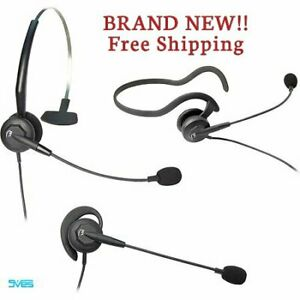 NEW!! Jabra VXI Corporation Tria V Convertible Black Headset 202783