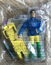 McDonalds Happy Meal Toy 1998 ACTION MAN New in Original Bag