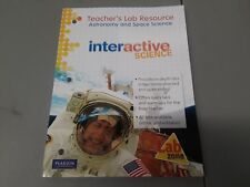 F 9780133705522 Interactive Science  Teacher's Lab Resource  Astronomy & Space