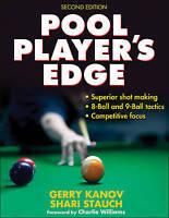 Pool Player's Edge by Gerry Kanov, Shari Stauch (Paperback, 2010) VG+