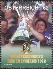 Austria 2012 SV Ried/Football/Sports/Games/Cup/Trophy/Soccer 1v (n38534)