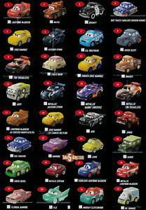 Mattel Disney Pixar CARS MINI RACERS 🚗 Die-Cast Metal Minis 🚕 ADDING NEW STOCK