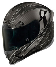 ICON MotoSports Airframe Pro WARBIRD Full-Face Helmet (Black) M (Medium)