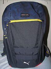 Men's PUMA/ RED BULL RACING Navy Backpack/ Bag