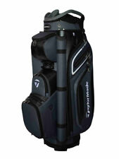 TaylorMade Premium Golf Cart Bag - Grey/Black/White
