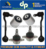 Front Control Arms BUSHINGS 31120307882 for BMW E83 X3 31103412781 L R SET 2
