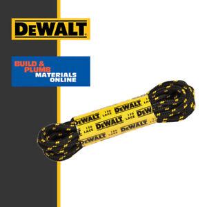 Dewalt Genuine Durable 150cm Safety Work Boot Laces (1 Pair)