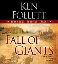 Fall of Giants by Ken Follet Audio Book Unabridged 24 CDs