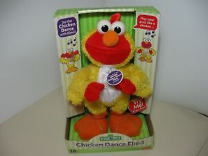 Chicken Dance Elmo doll, Brand New & Sealed **still works**