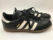 Vintage Mens Adidas 034563 Size 8 Black/white 2005 Shoes Sneakers