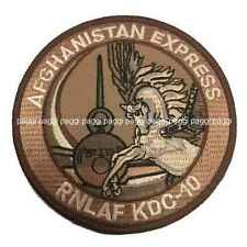 Patch B98 Royal Netherlands Air Force – KDC 10 – ISAF Afghanistan