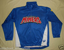 Moranbah Miners RL (Australia) / EMU - MENS durable zip-up Top / Jacket. Size: L
