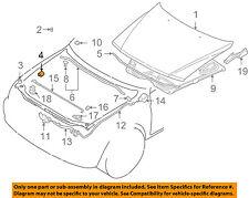 MITSUBISHI OEM 97-04 Montero Sport Hood-Damper MB513055
