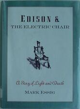 THOMAS EDISON & THE ELECTRIC CHAIR, 2003 BOOK