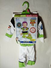 Buzz Lightyear Infant Size 12-18 Months Baby Costume New