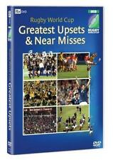 Rugby World Cup - Great Upsets And near misses DVD brand new sealed!