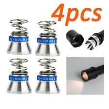 Tactical 4pcs Flashlight Bulb Lamp 26.5mm 180 Lumens 6V Xenon for Surefire 6P G2