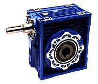 Lexar Industrial RV090 Worm Gear 100:1 Coupled Input Speed Reducer