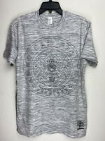 American Fighter by Affliction Short Sleeve T-Shirt Mens Gray
