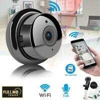 Hidden Spy Camera 1080P Security Wifi IP Camera Night Vision Motion Detection