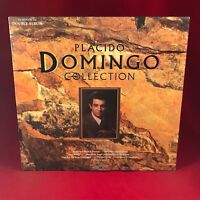 Placido Domingo Collection 1986  UK Double Vinyl LP  EXCELLENT CONDITION best of