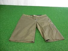 New Womens Ralph Lauren Rlx (Brown) Shorts Size Six