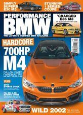 Performance BMW Magazine April 2019 Hardcore Modified 700HP M4