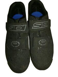 Women's SiDi Mountain Cycling Shoes Size 38 Black NICE