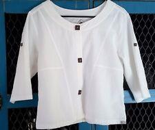 veste blanche BLANC DU NIL 38/40