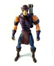Hawkeye Vintage Toybiz Marvel Legends Series 7 Action Figure 2004 Avengers