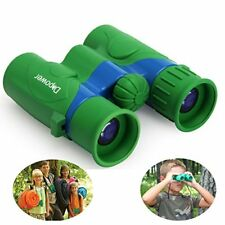 OPENBOX Dreampower Shock Proof 6x21 Childrens Binoculars Set - Compact Mini Rubb