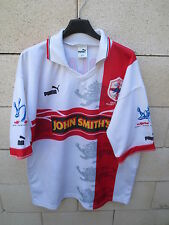 VINTAGE Maillot ANGLETERRE ENGLAND World Cup RUGBY XIII league 1995 shirt PUMA L