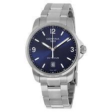 Stainless Steel Certina DS Podium Wristwatches