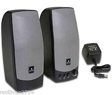 Sirius DSK-2010 10Watt RMS Desktop Speakers - 2.0 System, 3D Signal Processing
