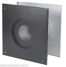 """M&G DuraVent  4PVL-WTR 4"""" Pellet Stove Chimney Pipe Through the Wall Thimble"""