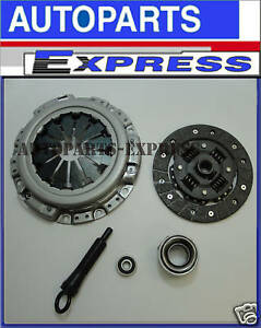 A-E Clutch Kit fits Chevrolet Tracker Base Lsi 99-00 1.6L 98Cu. 4Cyl  Gas Sohc