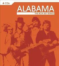 The Box Set Series [Digipak] by Alabama (CD, Jan-2014, 4 Discs, Sony Legacy)