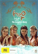 H20 - Just Add Water - The Complete Story (DVD, 2013, 16-Disc Set)