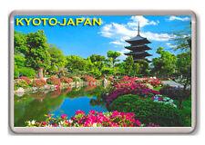 KYOTO JAPAN FRIDGE MAGNET SOUVENIR NEW